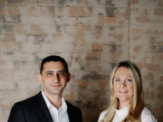 Sunil Vohra and Kate Stone, TWI's co-founders The Workability Index