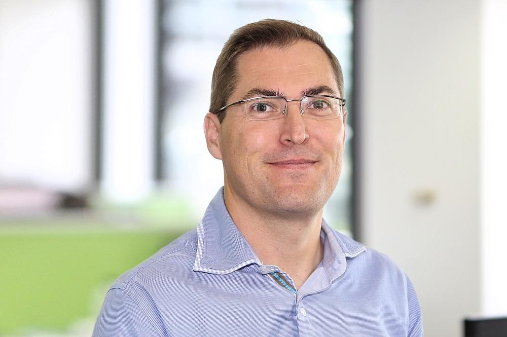 MaritzCX Managing Director for APAC, David Blakers