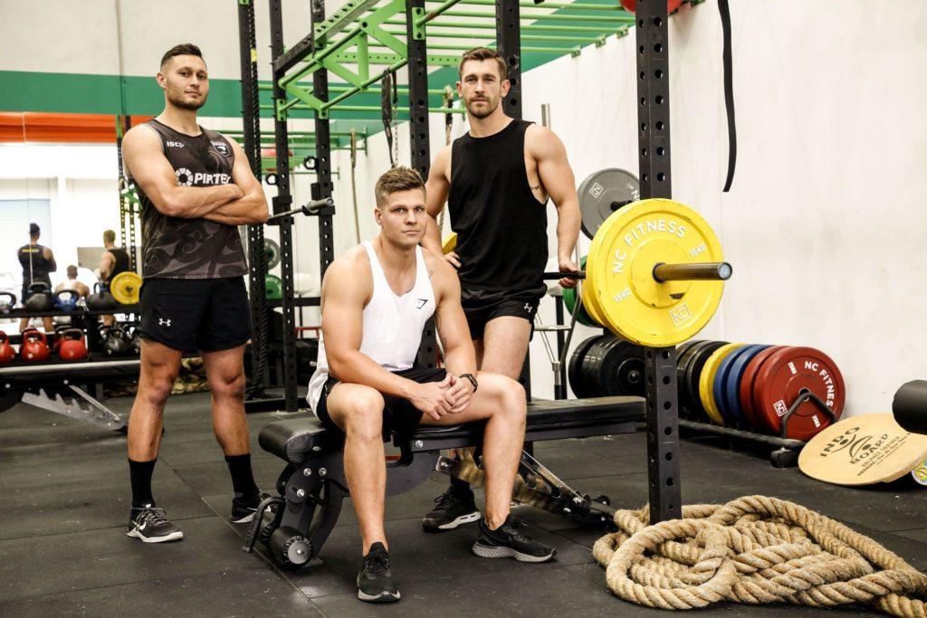 Sam Steeg, Ashley Nelson, Ethan Fleming