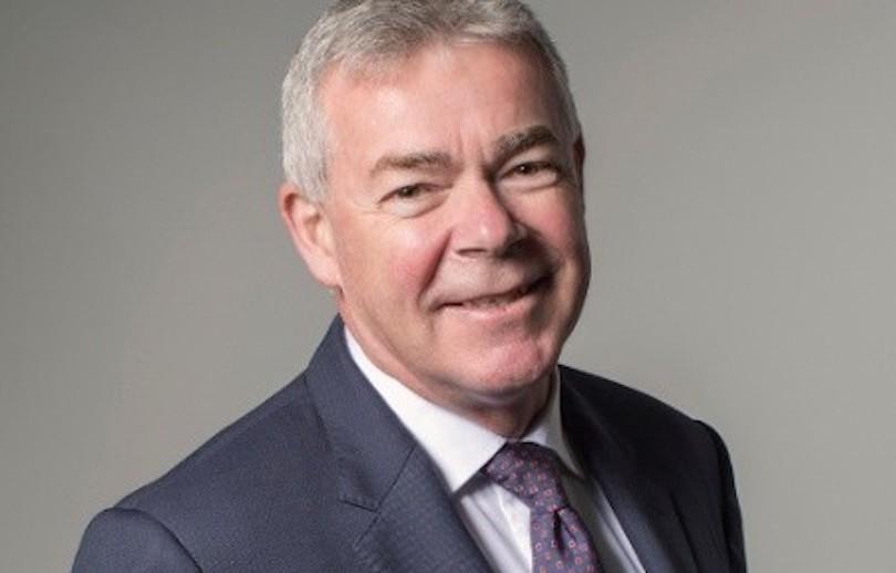 Scottish Pacific CEO Peter Langham