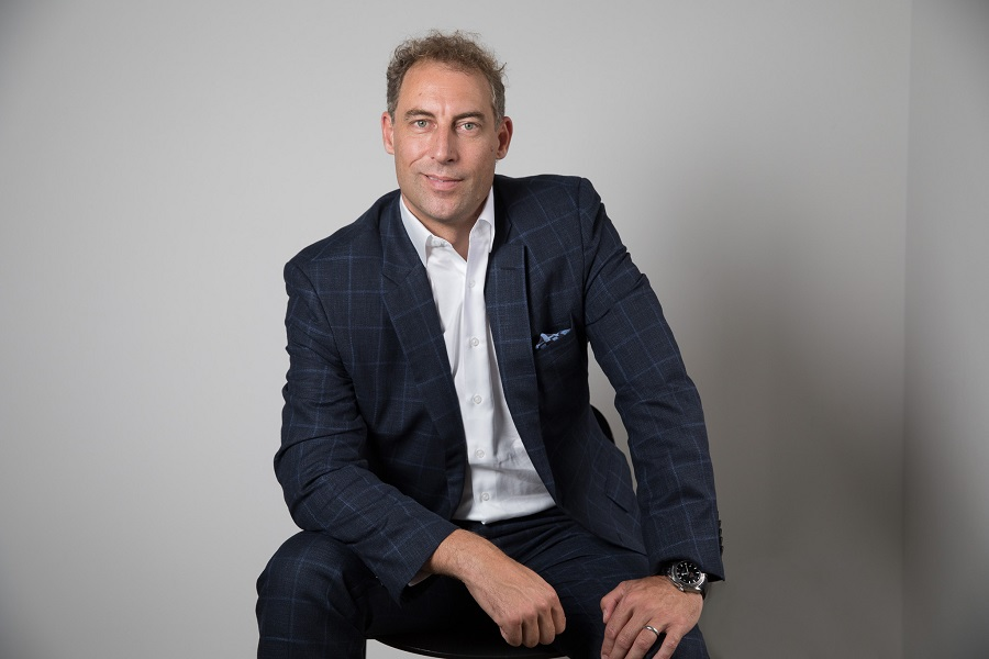 Dirk Steller, Seed Space founder and managing partner
