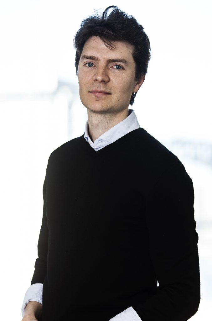 Christian Westerlind Wigstrom is the CEO of Monoova