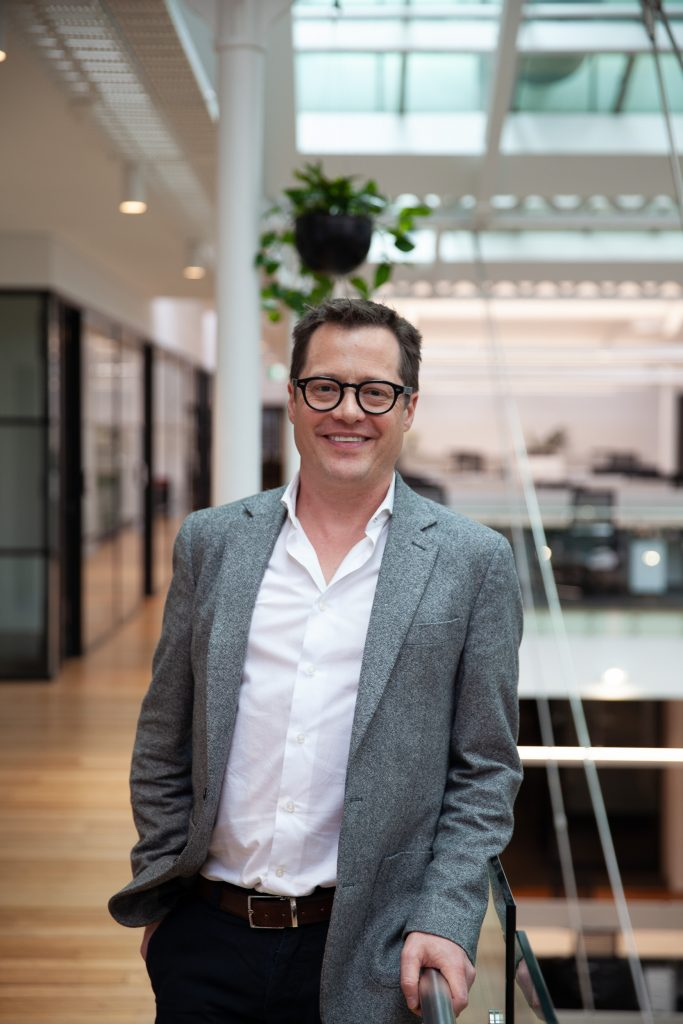 Brad Krauskopf is the CEO and Founder of Hub Australia.