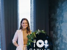 Gathar founder and chief executive Jodie Mlikota
