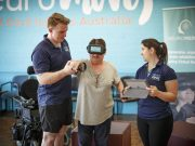Neuromersiv just received a million dollars in grant funding for VR neurorehabilitation