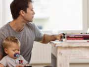 Tips and tricks: How to go from dad to entrepreneur in 7 Steps - Vistaprint head